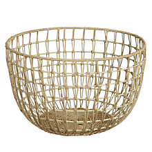 Buy John Lewis Copenhagen Woven Bowl Online at johnlewis.com