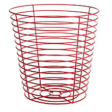 Buy John Lewis Copenhagen Waste Paper Basket Online at johnlewis.com