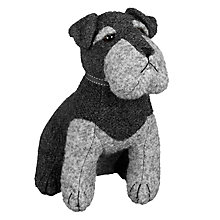 Buy Dora Designs Sugar Bear Snauzer Doorstop Online at johnlewis.com