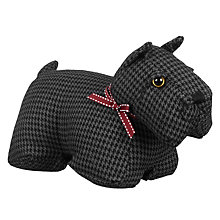 Buy Dora Designs Campbell Scottie Doorstop Online at johnlewis.com
