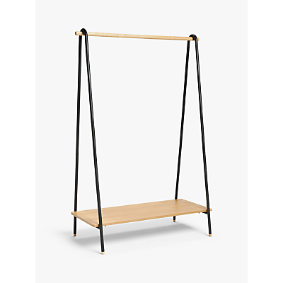 Product photo of John lewis brooklyn clothes rail