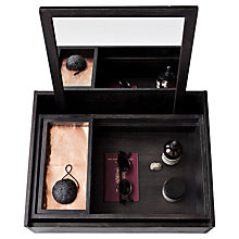 Buy Nomess Balsabox Personal, Black Online at johnlewis.com
