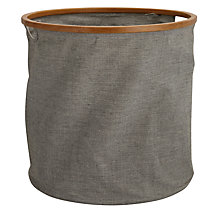 Buy John Lewis Fusion Pop Up Laundry Hamper Online at johnlewis.com