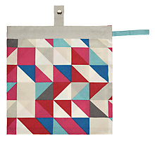 Buy House by John Lewis Mosaic Peg Bag Online at johnlewis.com