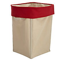 Buy House by John Lewis Polyester Laundry Hamper Online at johnlewis.com