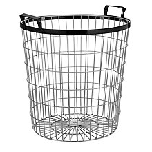 Buy John Lewis Brooklyn Log Wire Storage Basket Online at johnlewis.com