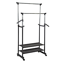 Buy Wenko 2 Tier Clothes Rail Online at johnlewis.com