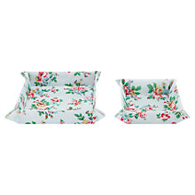 Buy Cath Kidston Drawer Popper Trays, Kingswood Rose Online at johnlewis.com