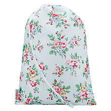 Buy Cath Kidston Shoe Bag, Kingswood Rose Online at johnlewis.com