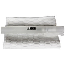 Buy E-Cloth Pad and Tablet Cleaning Kit Online at johnlewis.com