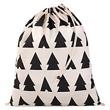 Buy Anorak Trees and Tents Laundry Bag Online at johnlewis.com