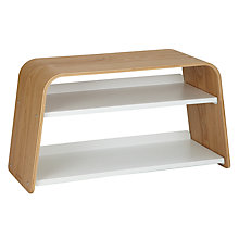 Buy Sebastian Conran Shoe Bench Online at johnlewis.com