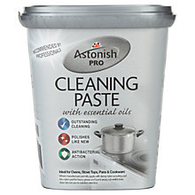 Buy Astonish Pro Cleaning Paste, 500g Online at johnlewis.com