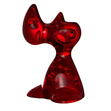 Buy koziol Nelli Glasses Holder, Red Online at johnlewis.com