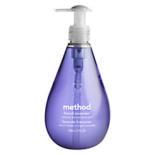 Buy Method French Lavender Liquid Hand Soap, 354ml Online at johnlewis.com