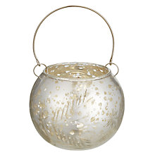 Buy Nkuku Large Votive Online at johnlewis.com