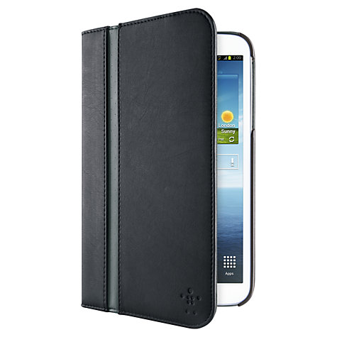 "Buy Belkin Stripe Folio Case for Samsung Galaxy Tab PRO 8.4"" Online at johnlewis.com"