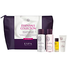 Buy ESPA Replenishing Facial Collection Online at johnlewis.com