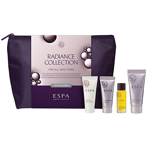 Buy ESPA Skin Radiance Facial Collection Online at johnlewis.com