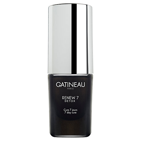 Buy Gatineau Renew 7 Detox Serum, 15ml Online at johnlewis.com