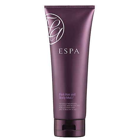 Buy ESPA Pink Hair & Scalp Mud, 200ml Online at johnlewis.com