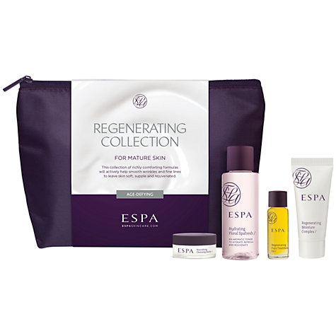 Buy ESPA Regenerating Facial Collection Online at johnlewis.com