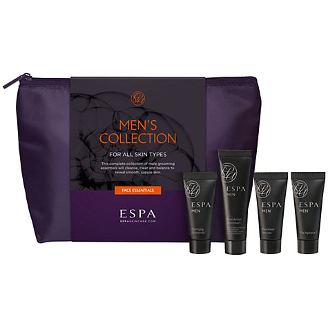 Buy ESPA Men's Grooming Collection Online at johnlewis.com