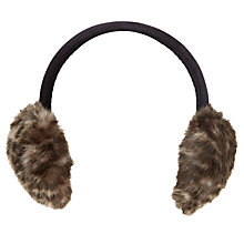 Buy John Lewis Faux Fur Adj Earmuffs Online at johnlewis.com