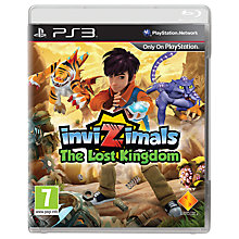 Buy Invizimals: The Lost Kingdom, PS3 Online at johnlewis.com