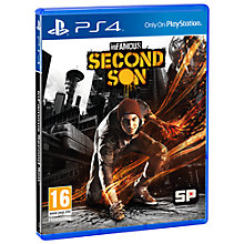 Buy inFAMOUS: Second Son, PS4 Online at johnlewis.com
