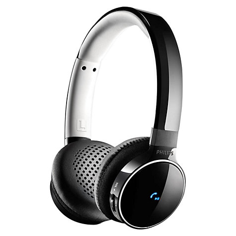 Sale alerts for Philips Philips SHB9150 On-Ear NFC Bluetooth Headphones with Mic/Remote - Covvet