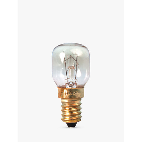 Buy Calex 25W SES Golfball Oven Lamp Online at johnlewis.com