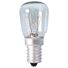 Buy Calex 15W SES Fridge Tube Bulb Online at johnlewis.com