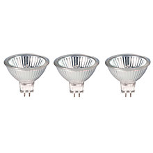 Buy Calex 20W MR16 Eco Halogen Spotlight, Pack of 3 Online at johnlewis.com