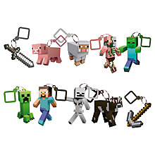 Buy Minecraft Character Hangers, Assorted Online at johnlewis.com