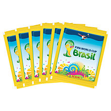 Buy Panini FIFA World Cup 2014 Stickers, Assorted Online at johnlewis.com