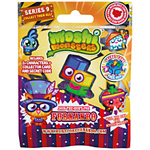 Buy Moshi Monsters Blind Bag, Series 9, Assorted Online at johnlewis.com