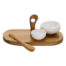Buy Portmeirion Ambiance Serving Set, 4 Piece Online at johnlewis.com