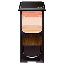 Buy Shiseido Face Colour Enhancing Trio Online at johnlewis.com