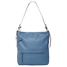 Buy White Stuff Maria Bucket Bag, Lagoon Blue Online at johnlewis.com