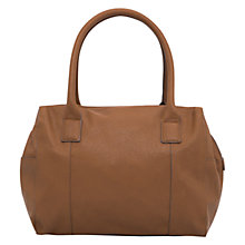 Buy Mango Pebbled Bowling Bag Online at johnlewis.com