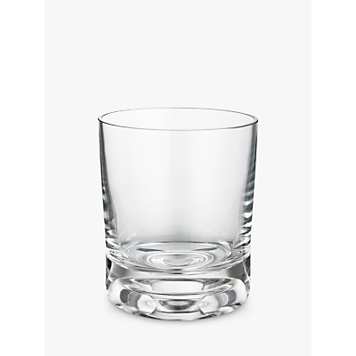 Dartington Crystal Circle Tumbler, Set of 2