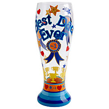 Buy Lolita Best Ever Dad Beer Glass Online at johnlewis.com