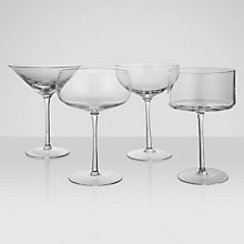 Buy LSA International Lulu Cocktail Glasses, Set of 4 Online at johnlewis.com