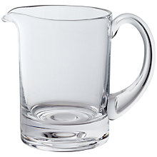 Buy Dartington Crystal Circle Jug Online at johnlewis.com