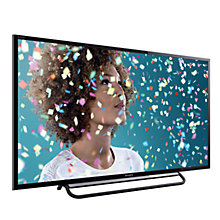 "Buy Sony Bravia KDL32R433 HD Ready TV, 32"", Wi-Fi with Freeview HD Online at johnlewis.com"