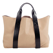 Buy Kin by John Lewis Allerton Large Leather Grab Bag Online at johnlewis.com