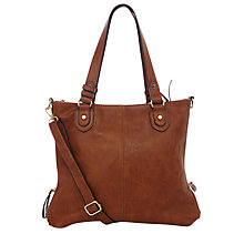Buy Oasis Summer Satchel, Tan Online at johnlewis.com