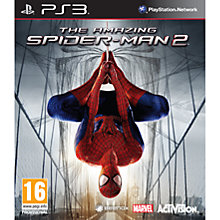 Buy The Amazing Spiderman 2, PS3 Online at johnlewis.com