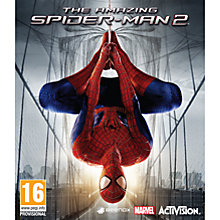 Buy The Amazing Spiderman 2, Xbox One Online at johnlewis.com
